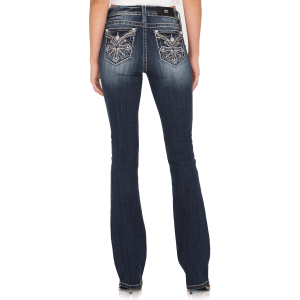 Women's  Cross Boot Cut Jean