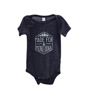 Kids'  Made for Montana Onesie