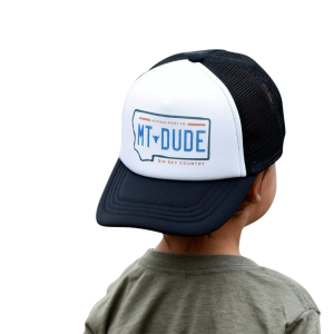 Boys'  MT Trucker Hat