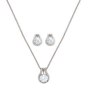 Women's  Star Lights Center of my Universe Jewelry Set
