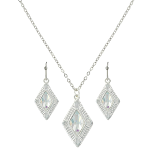 Winter Lights Diamond Jewelry Set