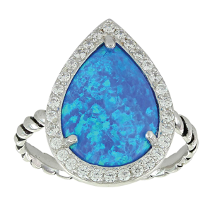 Women's  River Lights Perfect Drop Opal Ring