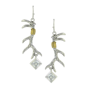 Women's  Sterling Lane Nature's Art Earrings
