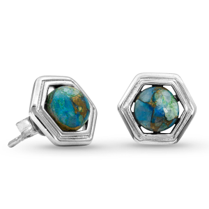 Women's  Pursue The Wild Another Mountain Turquoise Earrings
