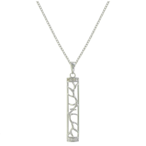 Women's  Sterling Lane Embracing the Wild Necklace