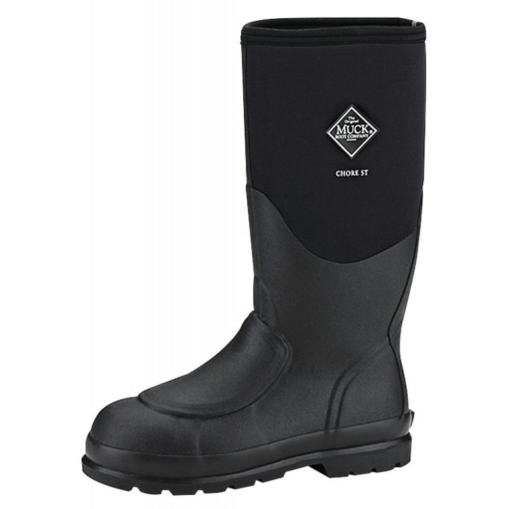 Kids/' Slushmaster Black Pink Rain Snow Waterproof Boot Muck Boots