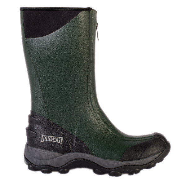 "13"" Front Zip Pike Boot"