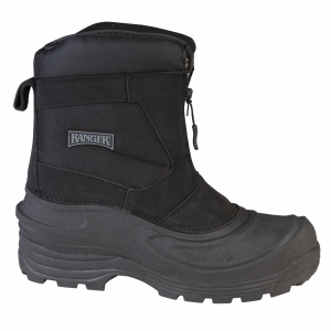 "Men's  10"" Flintlock III Zip Boot"