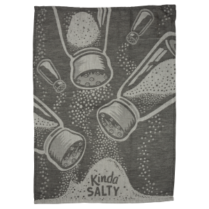 Kinda Salty Dish Towel
