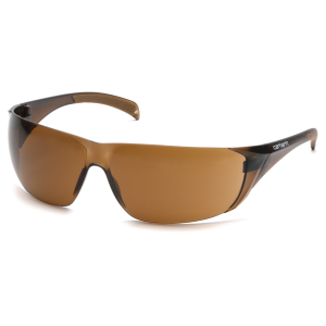 Billings Sandstone Bronze Lens Safety Glasses