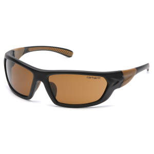 Carbondale Sandstone Bronze Lens Safety Glasses