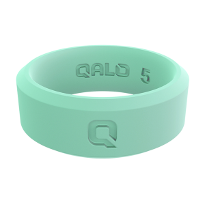 Women's  Modern Q2X Silicone Ring