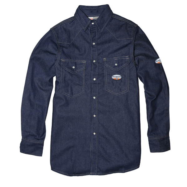 Lightweight Work Snap Shirt