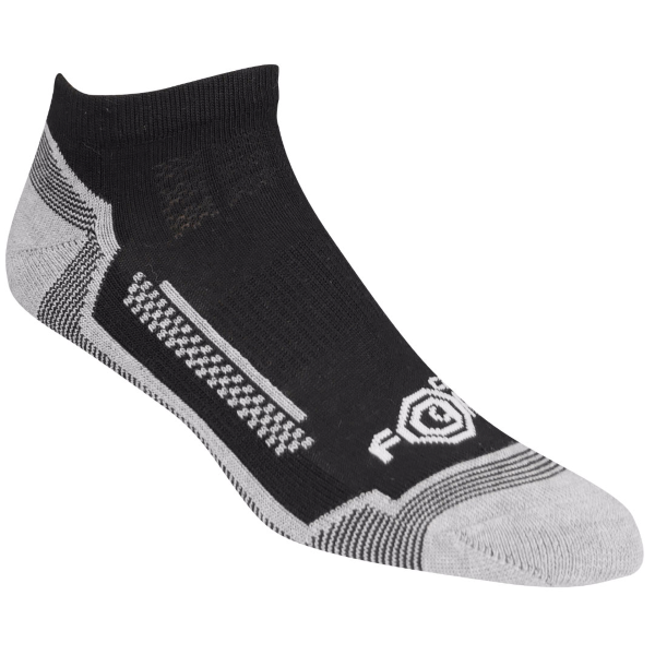 3-Pack Force Performance Work Low Cut Sock