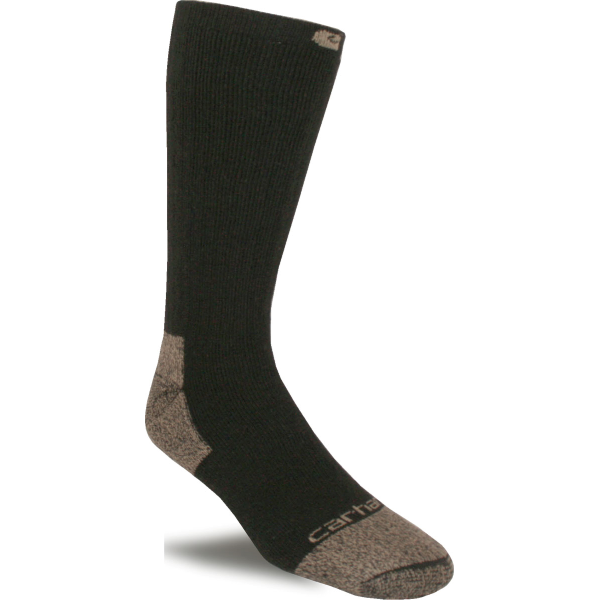 Full Cushion Steel Toe Cotton Work Boot Sock