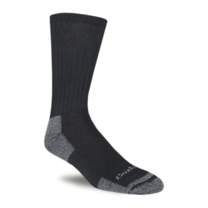 Men's  All Season Cotton Crew Work Sock- 3 Pack