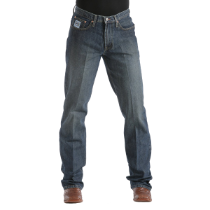 Men's  White Label Jean - Dark Stonewash