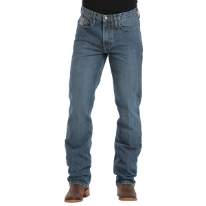 Men's  Silver Label Jean - Dark Stonewash