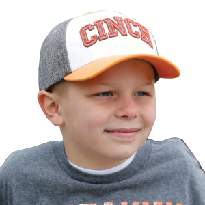 Boys'  FlexFit Logo Cap