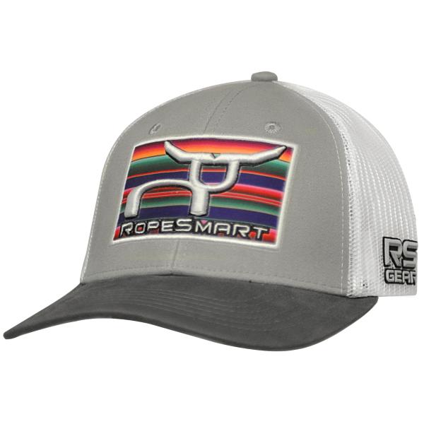 75166c47f Murdoch's – RopeSmart - Women's Gray Sarape Snapback Cap