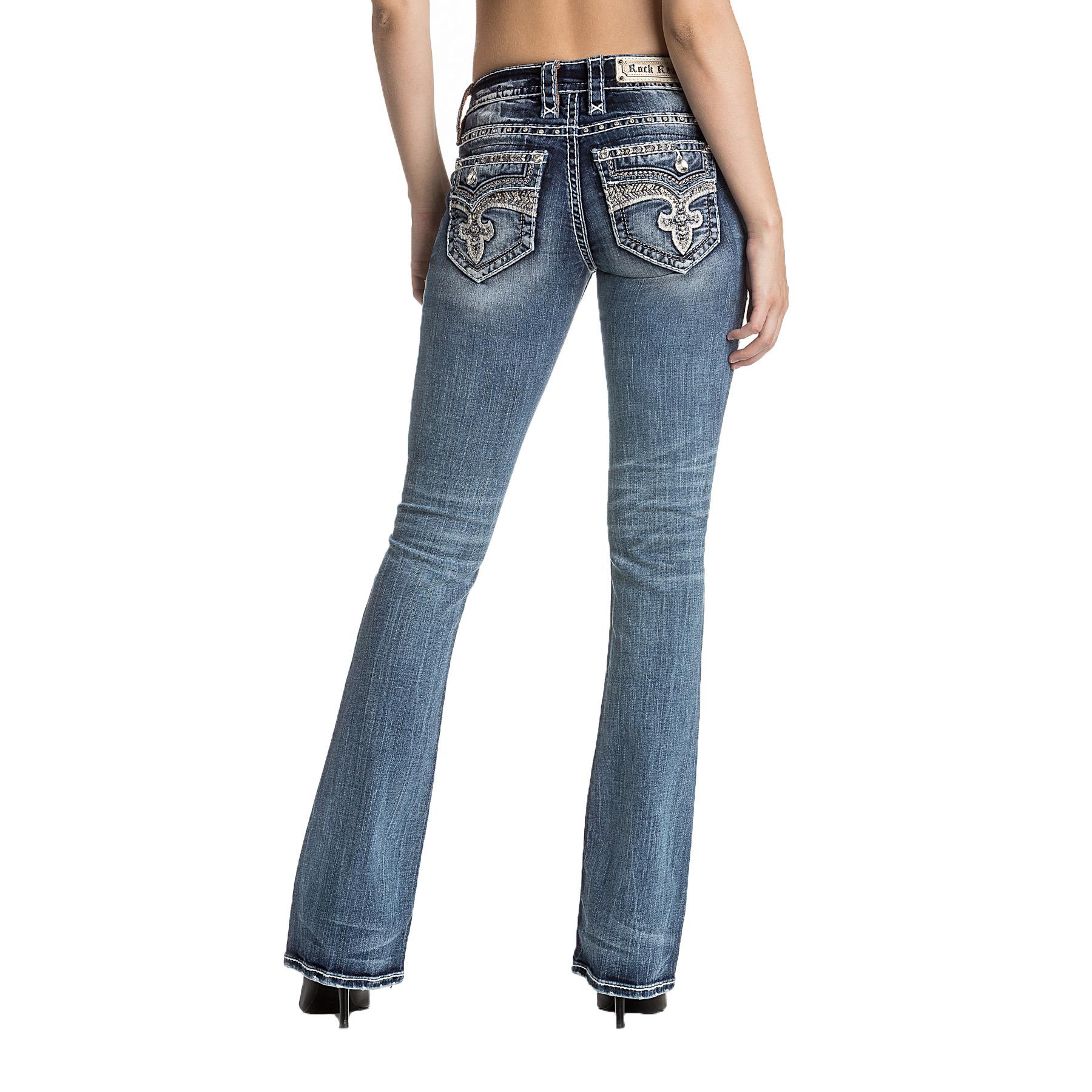 c5f29c7e7950 Women's Yui B228 Boot Cut Jean