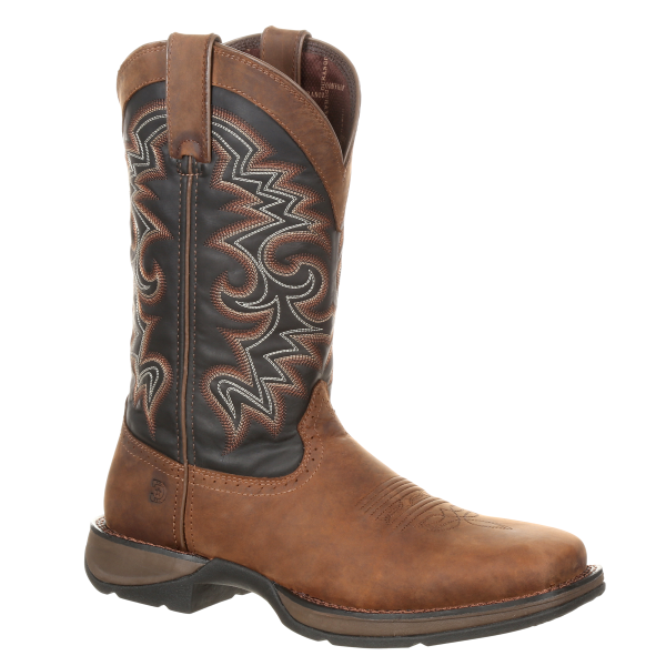 "12"" Rebel Pull-On Western Boot"