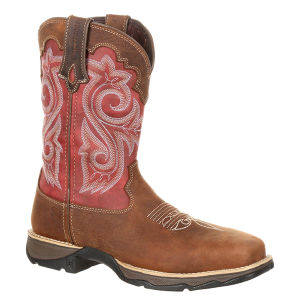 Women's  Lady Rebel Waterproof Composite Toe Western Work Boot