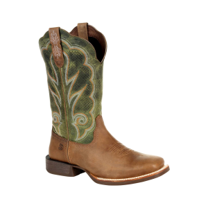 Women's  Lady Rebel Pro Women's Ventilated Olive Western Boot