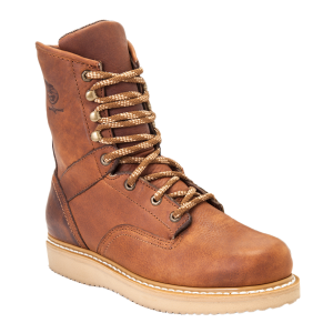 Men's  Barracuda Gold Wedge Work Boot