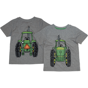 9a2a53e92 new Boys' Toddler Tractor Coming or Going Tee