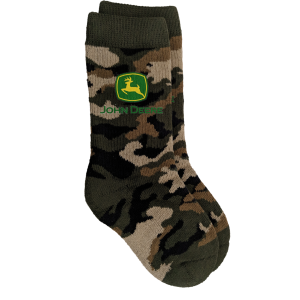 Kids'  Infant/Toddler Camo Trademark Crew Sock