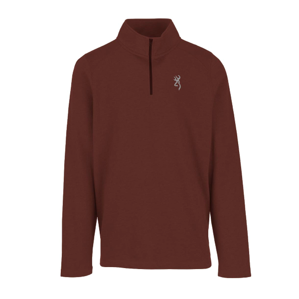 Tom Quarter Zip Sweater