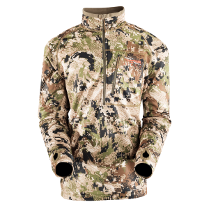 Men's  Traverse Zip-T Fleece