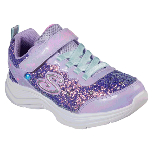 Girls'  S Lights - Glimmer Kicks - Glitter 'n Glow Shoe