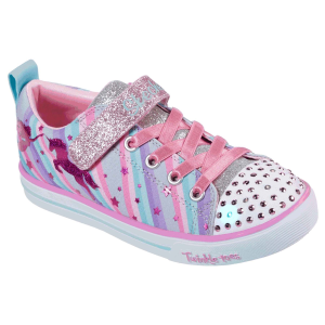 Girls'  Twinkle Toes - Sparkle Lite - Magical Rainbows Shoe