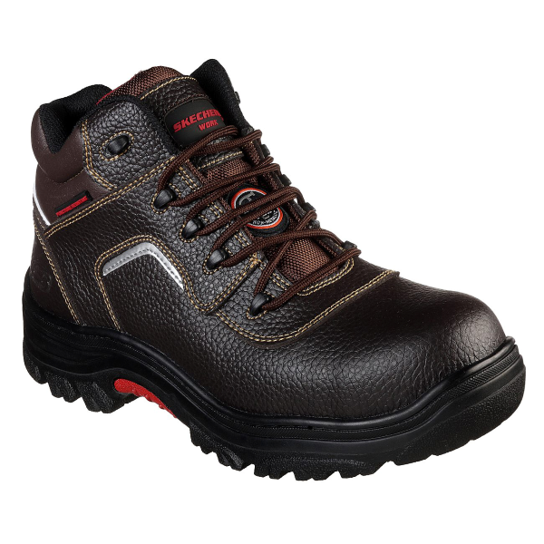 Work Relaxed Fit: Burgin - Sosder Composite Toe Boot