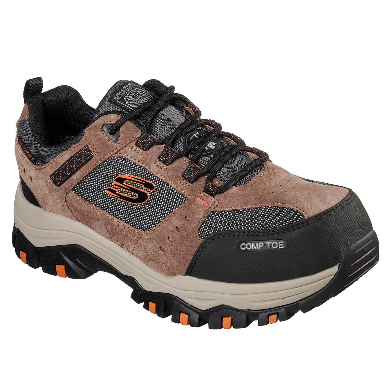 Greetah Composite Toe Shoe