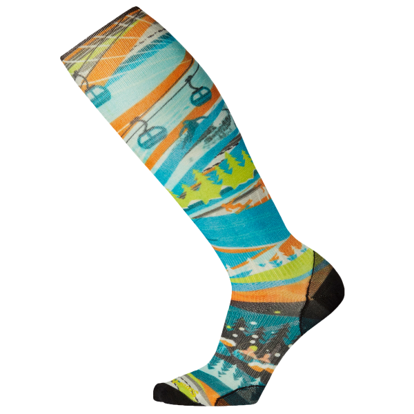 PhD Ski Ultra Light 25th Anniversary Print Socks