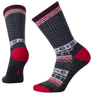 Women's  Cozy Cabin Crew Sock