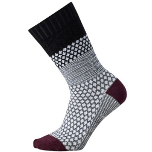 Women's  Popcorn Cable Crew Sock