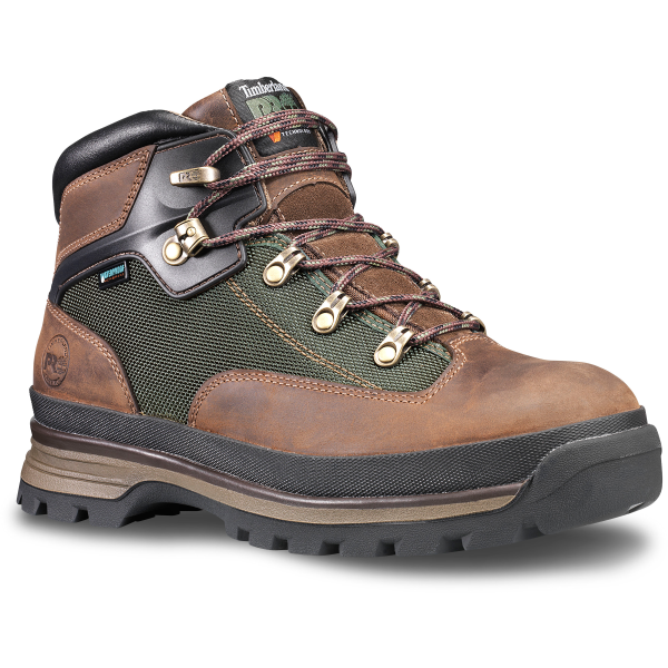 Euro Hiker Soft Toe Waterproof Boot
