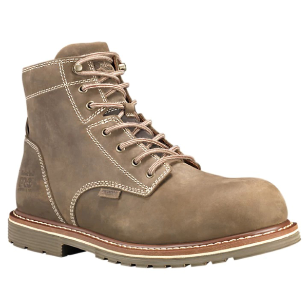 "Millworks 6"" Composite Toe Boot"