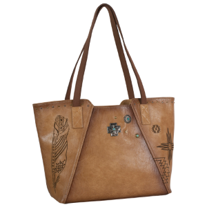 Angel Fire Feather Tote