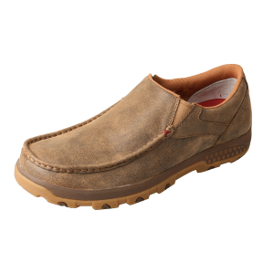 Men's  Slip-On Driving Moc