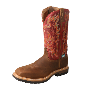 Women's  Lite Cowboy Composite Toe Waterproof Workboot
