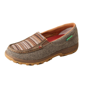 Women's  ecoTWX Slip-On Driving Moc with CellStretch