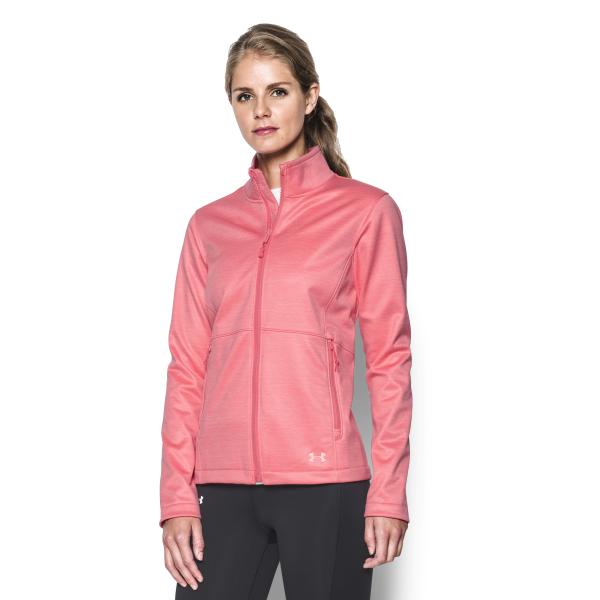 Ua Coldgear Infrared Softershell Jacket