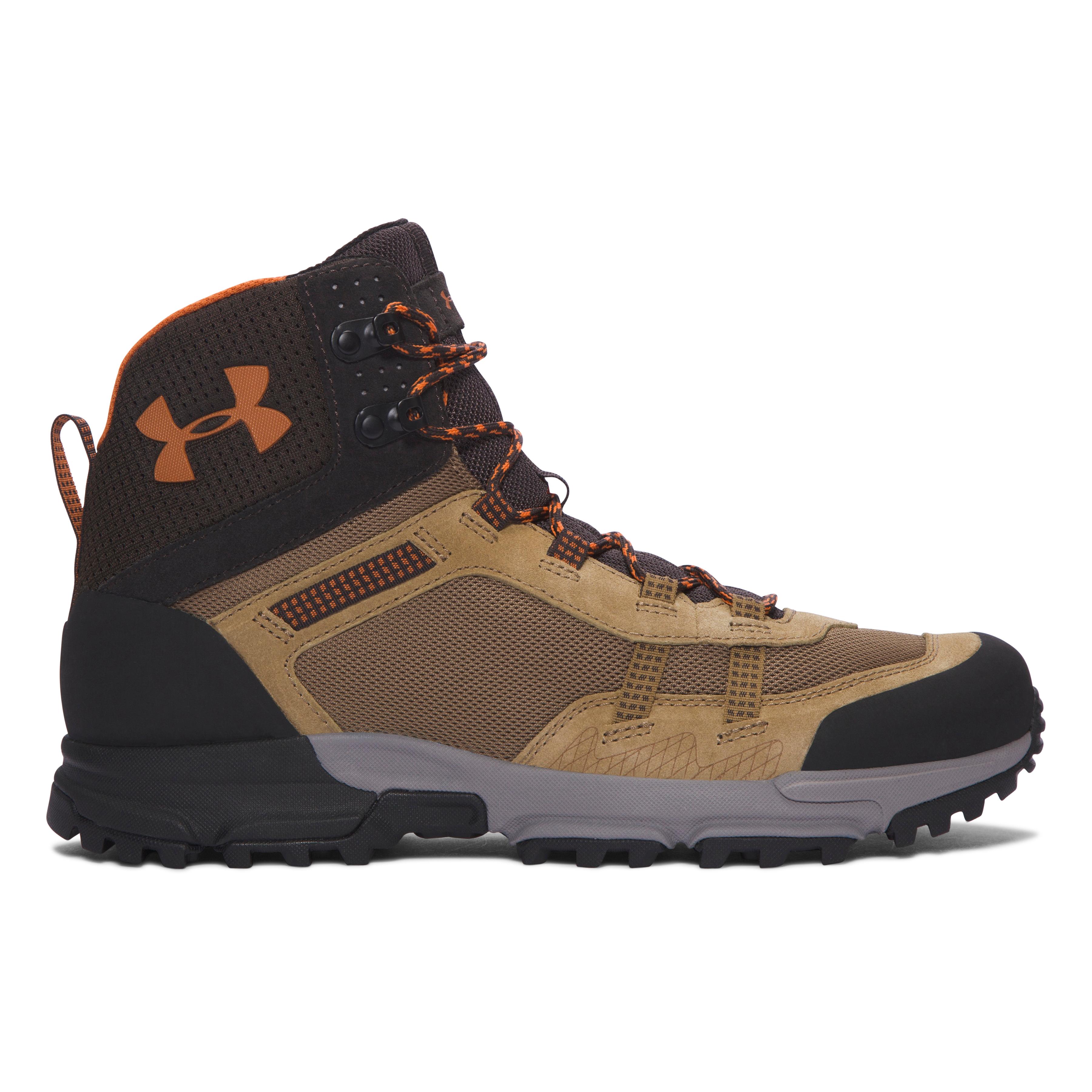 Men's UA Post Canyon Mid Hiking Shoe