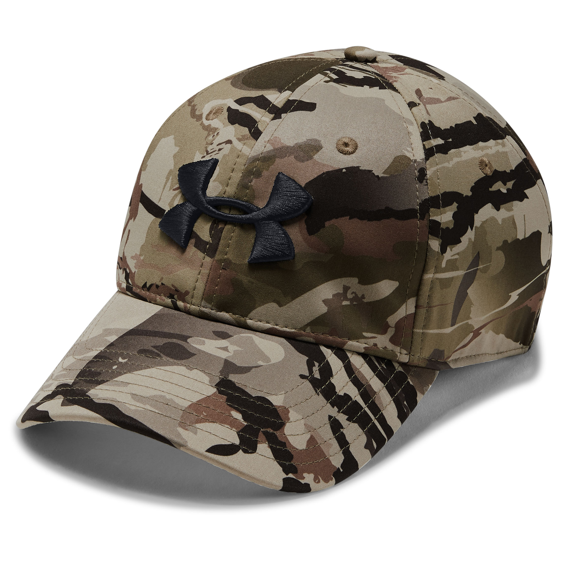 Under Armour - Men's UA Camo Stretch Fit Hunting Cap