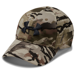 Men's  UA Camo Stretch Fit Hunting Cap